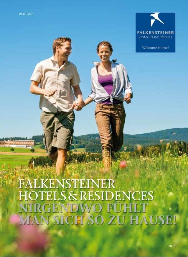 Falkensteiner Hotels & Residences 2013