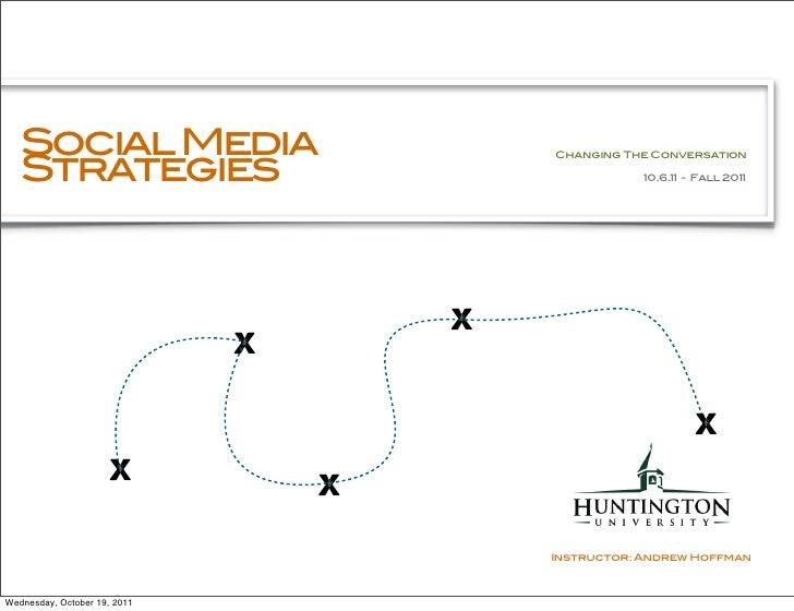 Fall 11 - Strategy - HUSM