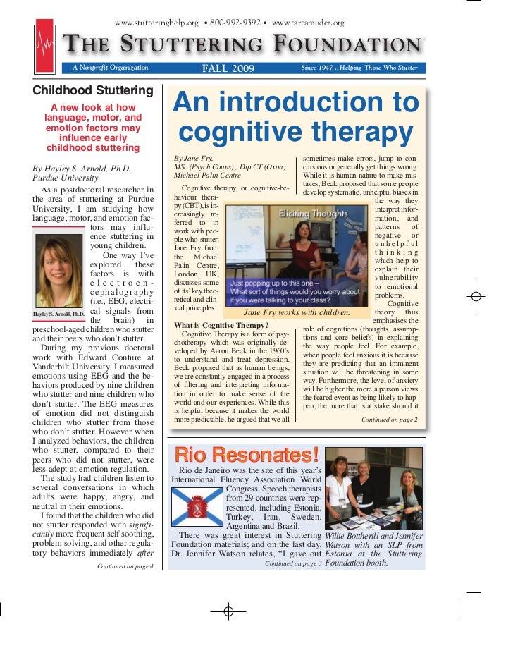 Fall 2009newsletter