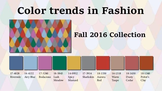 fashion color trends for fall 2016. Black Bedroom Furniture Sets. Home Design Ideas