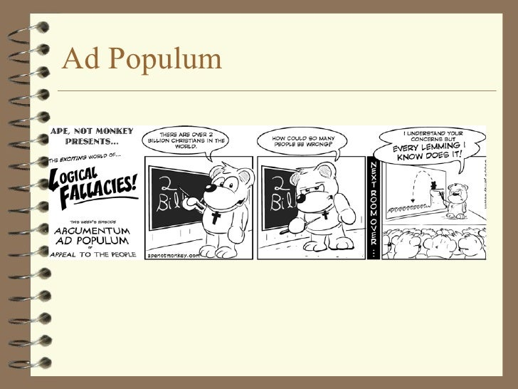 Ad Populum Argument Related Keywords & Suggestions - Ad ...