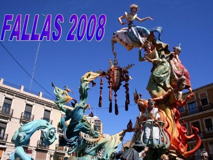 FALLAS 2008