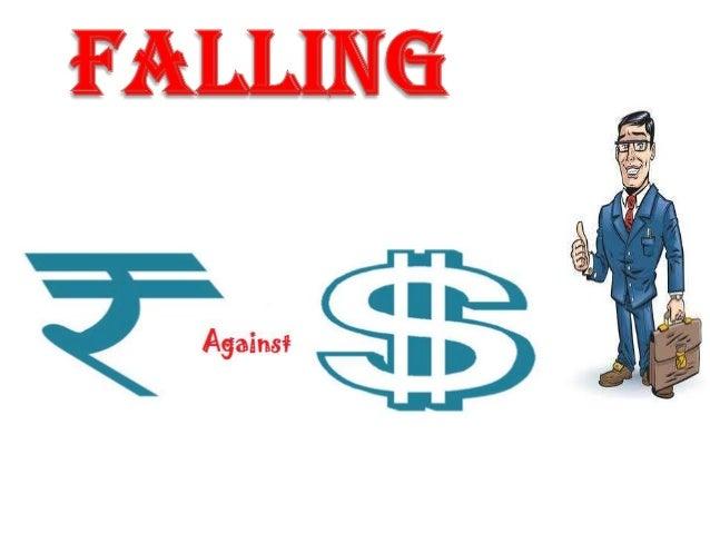 Falling Rupee