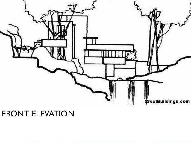 Front Elevation Definition Theatre : Front elevation theater coloring pages