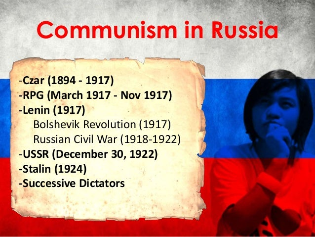 communism in russia essay Examines the challenges facing russia after the collapse of communism, particularly the loss of entire generations of a free-thinking intelligentsia.