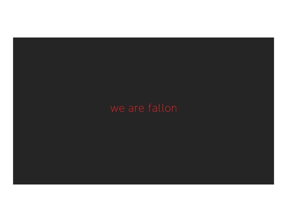 Fallon Brainfood vs Mashable Summit