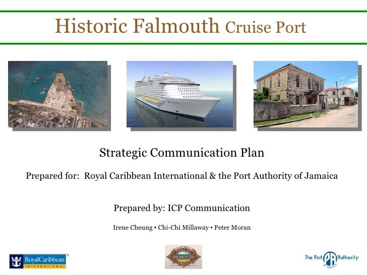 Strategic Communications Plan: Tourism