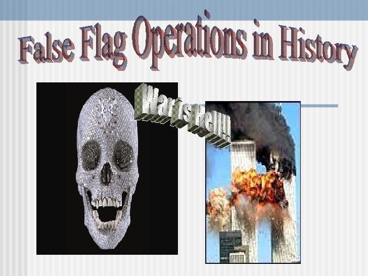 False Flag Operations in U.S. History