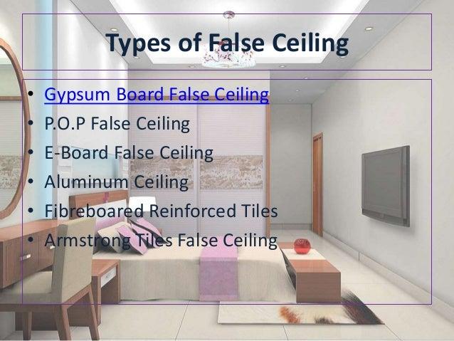 False ceiling designers in chennai by srii balaji decor for False ceiling types