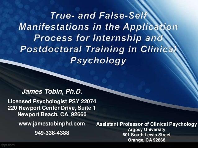 James Tobin, Ph.D. Licensed Psychologist PSY 22074 220 Newport Center Drive, Suite 1 Newport Beach, CA 92660 www.jamestobi...