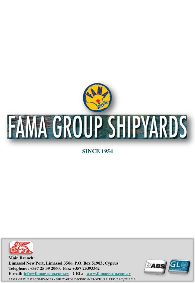 Fama Shipyards & Offshore Support Base