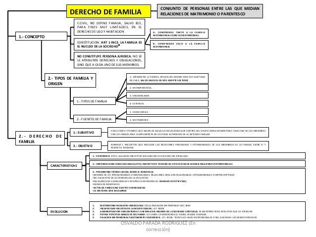 DERECHO  DE  FAMILIA   CONJUNTO   DE   PERSONAS   ENTRE   LAS   QUE   MEDIAN   RELACIONES  DE  MAT...