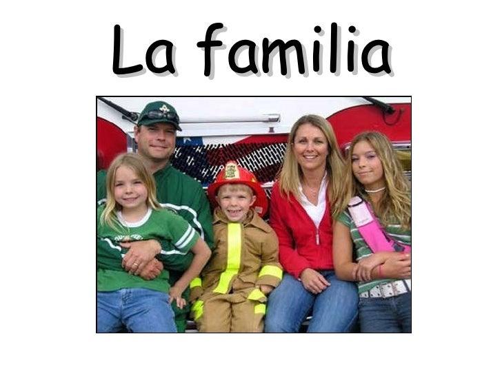 Familia/family