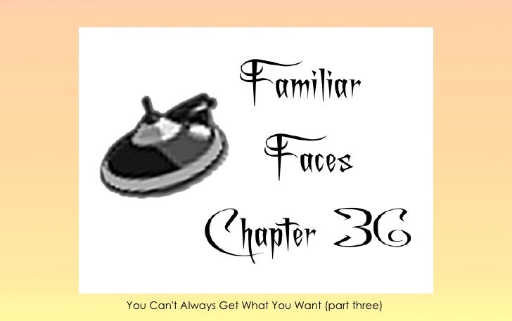 Familiar faces chapter 36 3
