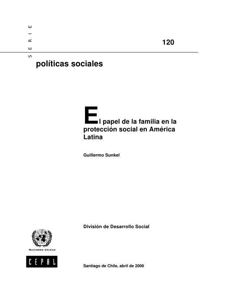 Familias latinoamericanas