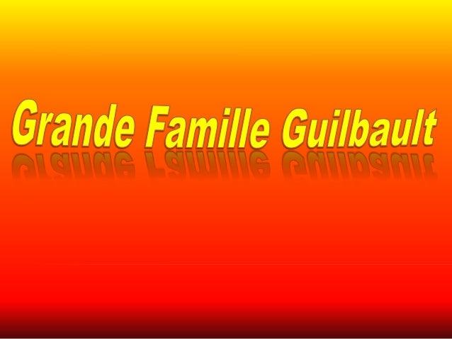 Étymologie du nom de famille GUILBAULT Origine : Guilbault est un nom de famille issu du vieux nom d'origine germanique wi...
