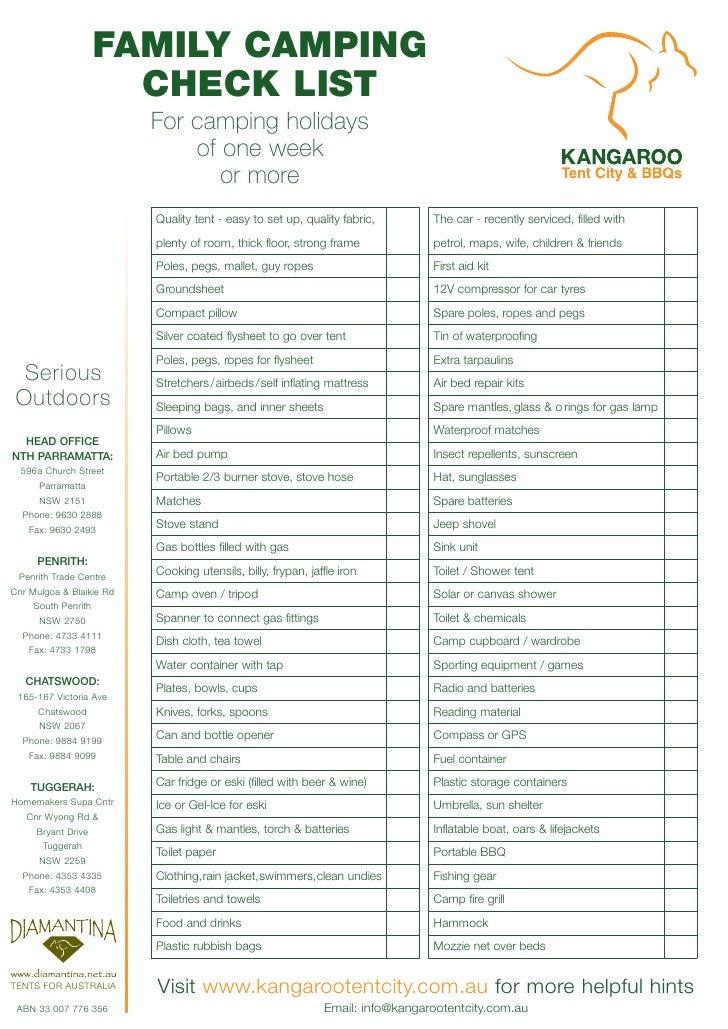 Px Food List Pdf