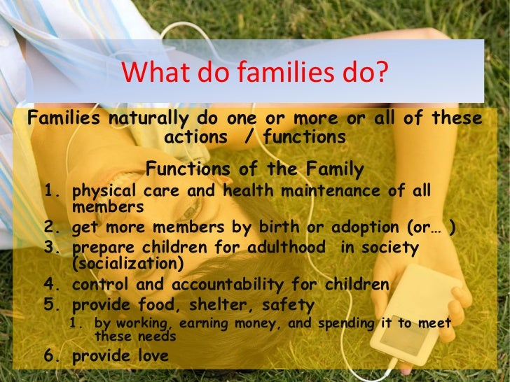 essay about family life and responsible parenthood Creative writing term papers (paper 367) on parenthood: parenthood having a family is not a simple responsibility that one should take it into consideration one.