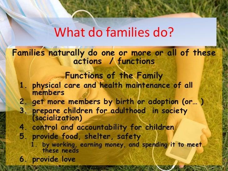 Essay on responsible parenthood