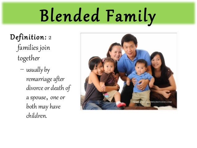 creating a blended household by ann Create strategies to preserve the quality of your marriage as you face the stresses of managing a blended family it is also critical as you navigate the waters of step families to learn the essential skills to preserve a healthy and happy family environment.