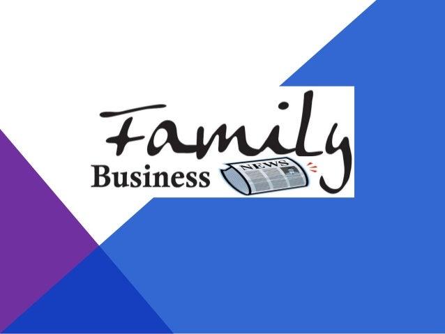 Evénements en préparation Le Family Business Group se renforce !   Conférence sur le thème de la levée de fonds au profit...