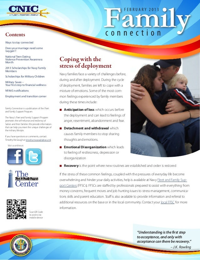 Family Connection Newsletter February 2013