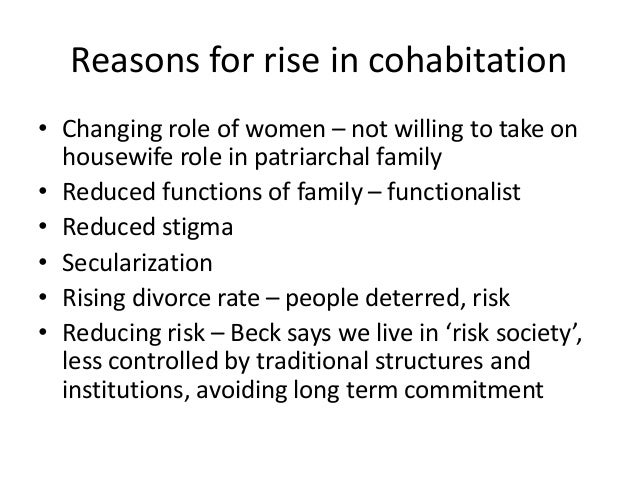 Sociology: changing roles of women?