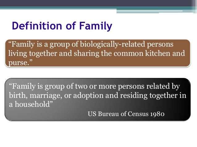 definition essay family definition of