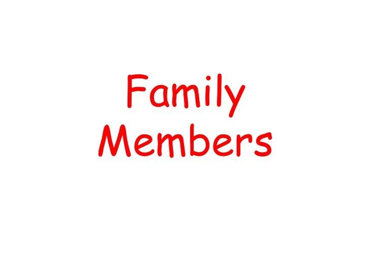 FamilyMembers