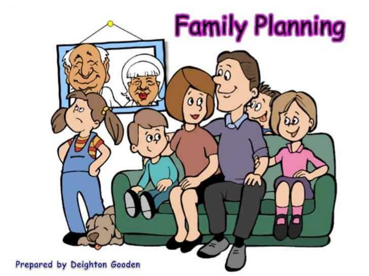 Having watched the video  presentation, what do you now     think family planning is?It is the serious planning ofthe fami...