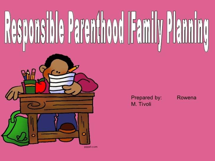 Family planning (2) tivoli