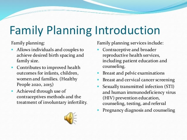 Family planning sharon wallace Family planning com