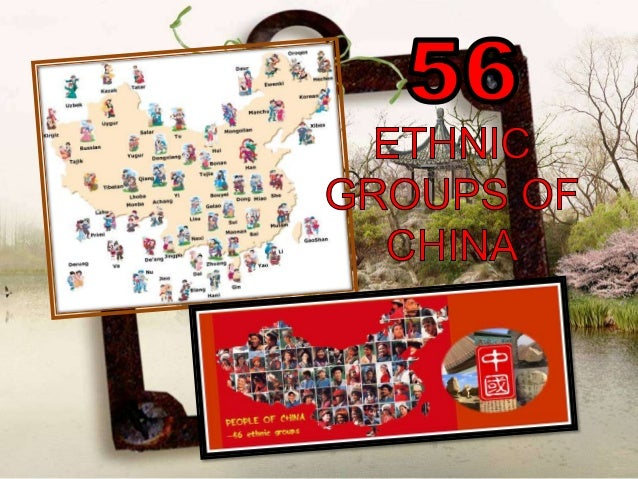 """Family Portrait"" of China´s 56 Ethnic Groups"