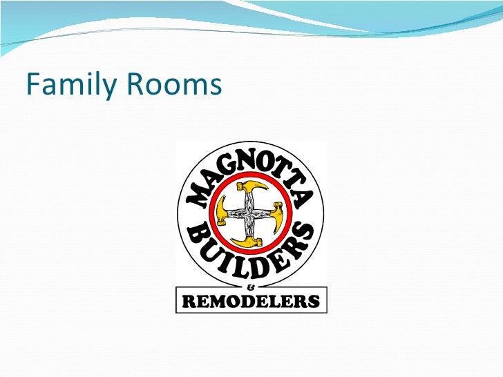 Family Room Slide Show