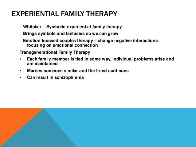 circular questions in family therapy Ability to use circular interviewing  behaviours and systemic processes within the family questions which identify connections between beliefs,.
