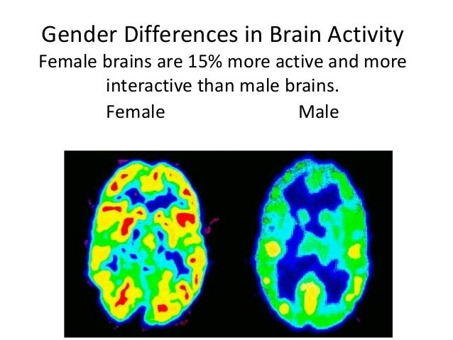 brains and gender essay Kimura, d (1987) are men's and women's brains really different  evidence for  a gender-related effect of alcoholism on brain volumes.