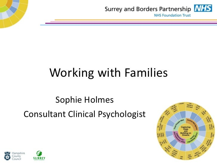 Supporting Families and Individuals Experiencing Psychosis