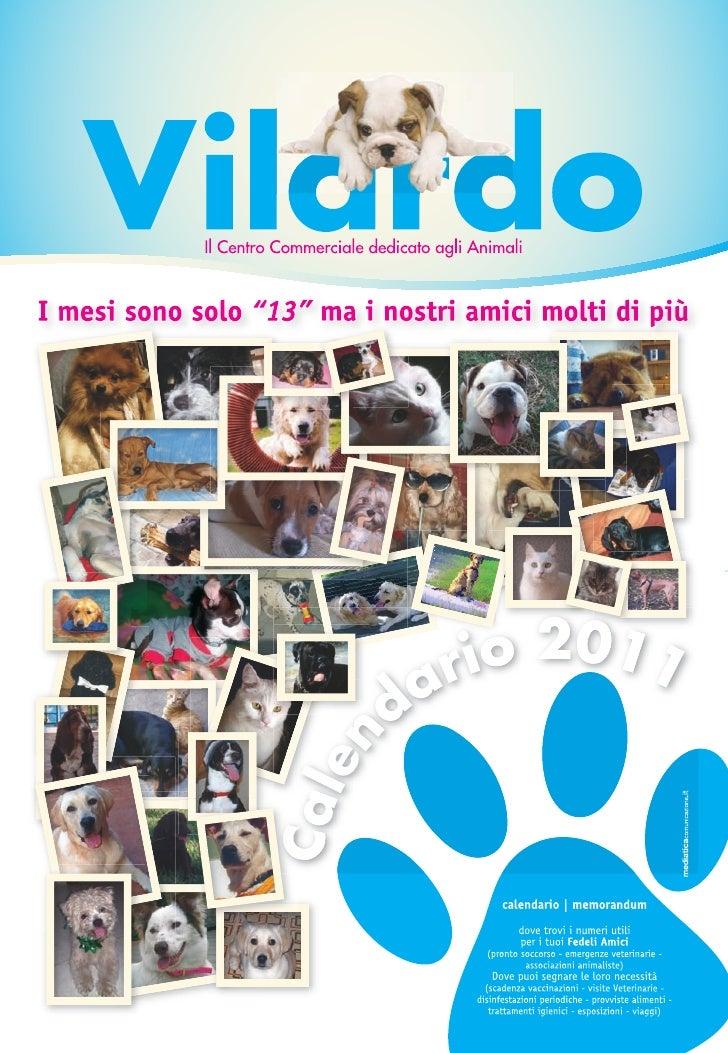 Vilardo Calendario 2011