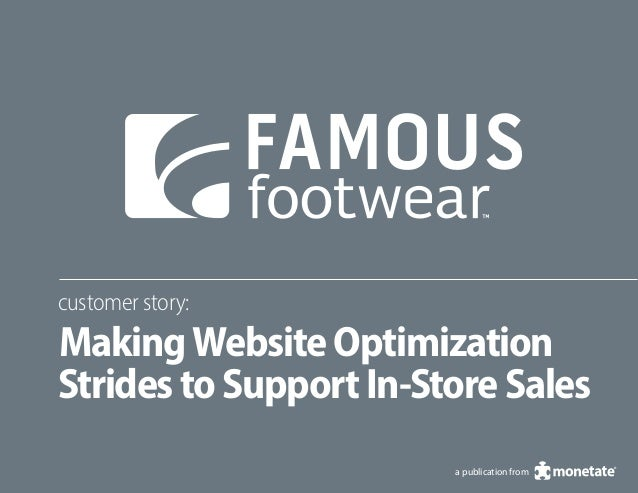 customer story:MakingWebsiteOptimizationStridestoSupportIn-StoreSalesa publication from