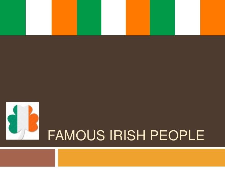 Famous irish people judith b albaf annap