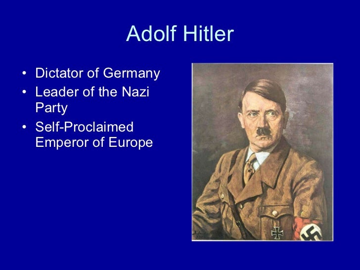 the circumstances that contributed to the phenomenal rise of adolf hitler Power and influence in the life of adolf hitler not only was hitler phenomenal at public hitler did do some good things for his community in his earlier.