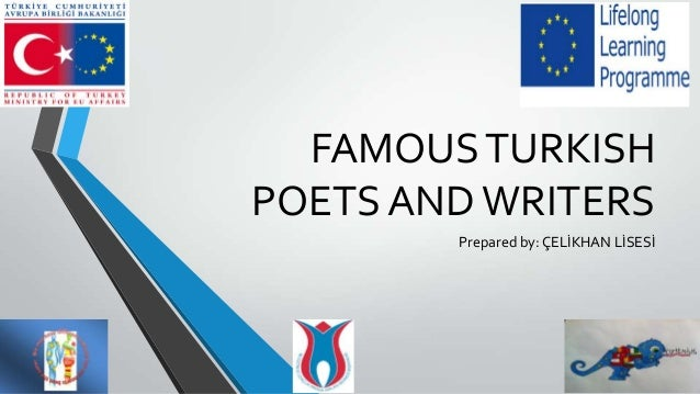 Famous turkish poets and writers