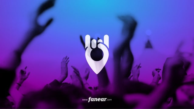 The app for music shows Fanear is the app that will help you become the number one fan. Track, rate, earn fan points and b...