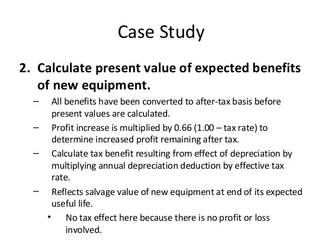 case study on international capital budgeting