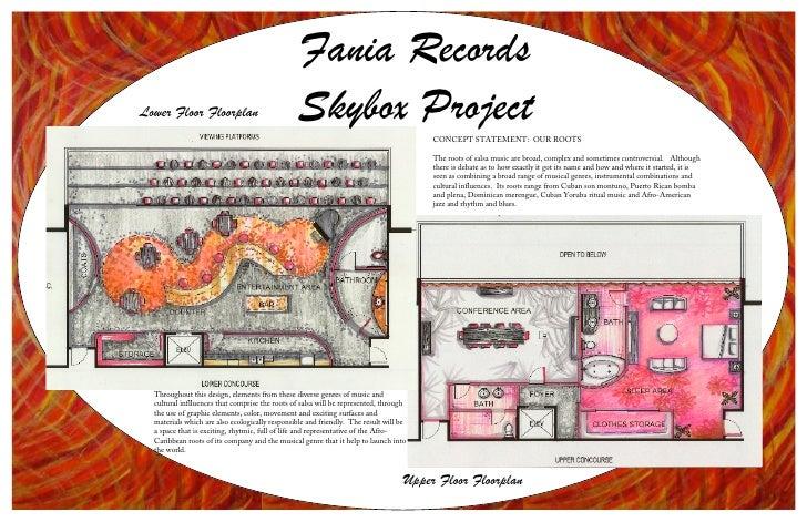 Luxury Skybox Project