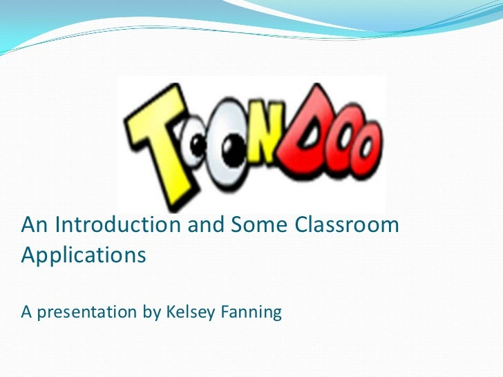 An Introduction and Some Classroom ApplicationsA presentation by Kelsey Fanning<br />