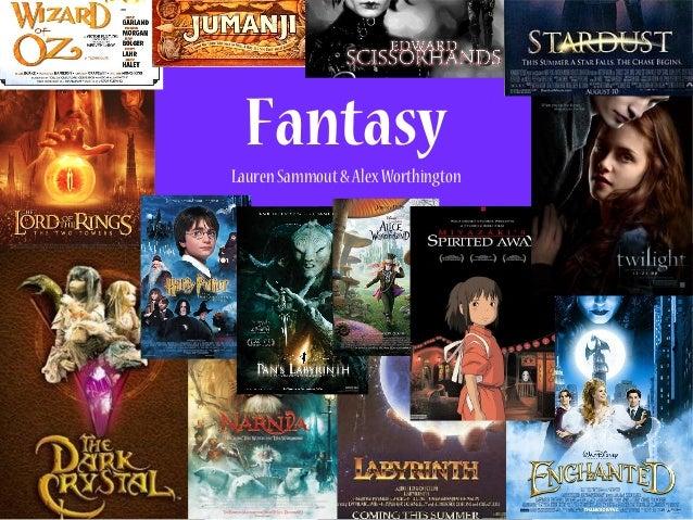 FantasyLauren Sammout & Alex Worthington