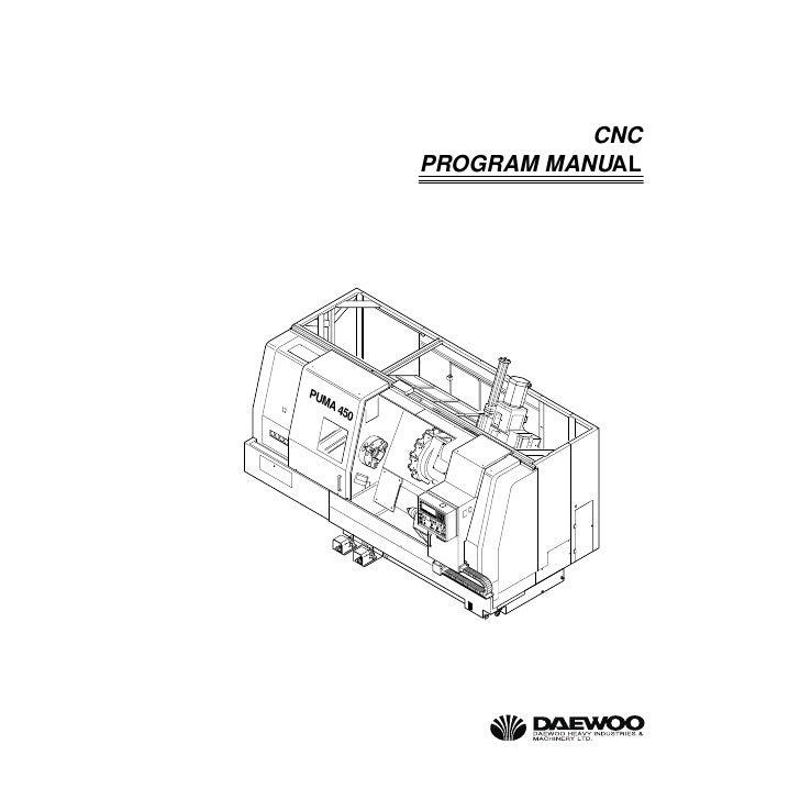 Fanuc Ot Cnc Training Manual