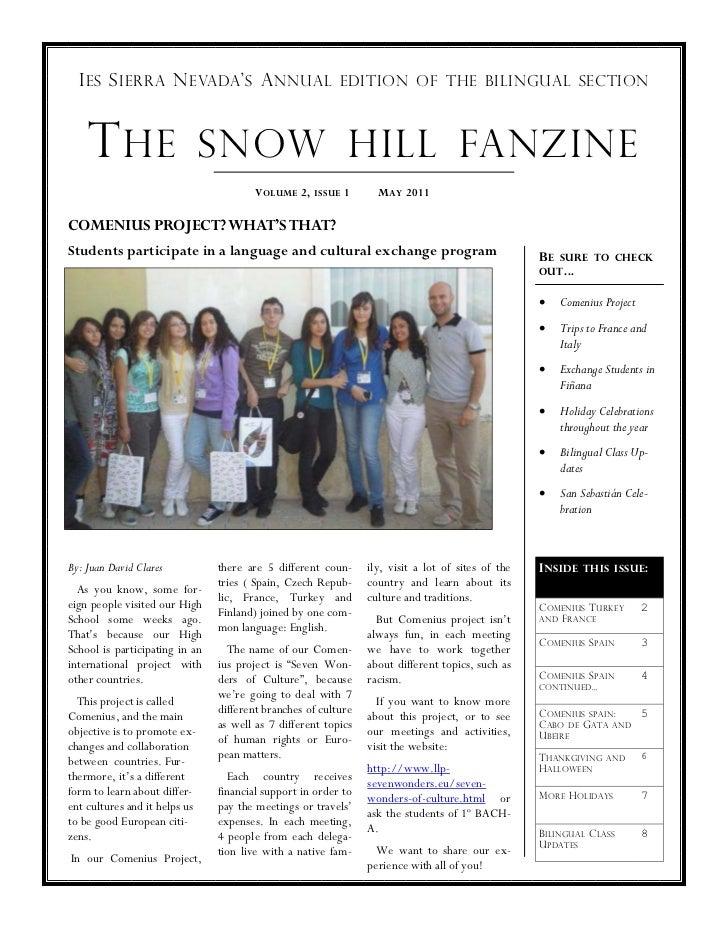 Fanzine 2011