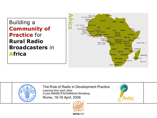 development of radio in africa Striving for good governance in africa eca africa governance report united nations economic commission for africa  capacity development in africa 1.